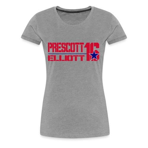 Prescott/Elliott 16 - Women's Premium T-Shirt