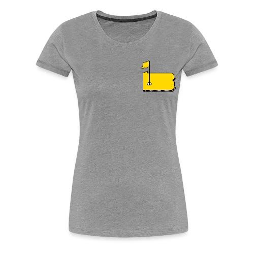 Pittsburgh Golf - Hometahn - Women's Premium T-Shirt
