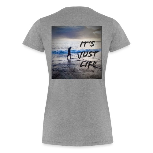 just life - Women's Premium T-Shirt