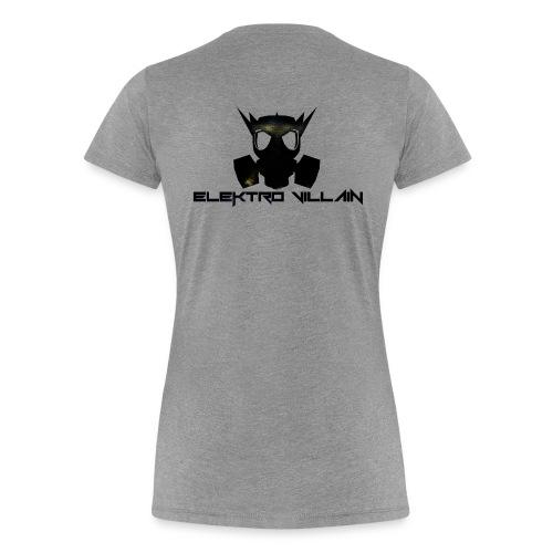 logo metal - Women's Premium T-Shirt