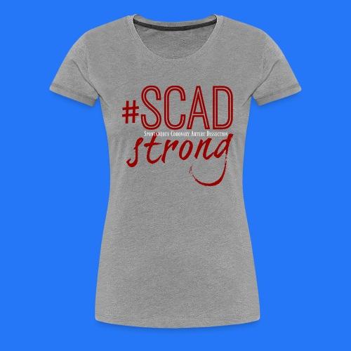 scadresearch - Women's Premium T-Shirt