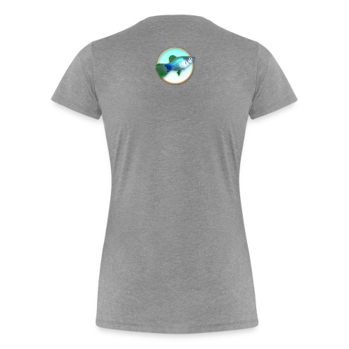 Platy Accessories - Women's Premium T-Shirt