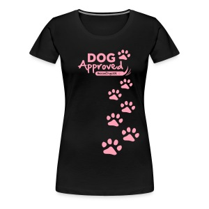RescueDogs101 Dog Approved - Women's Premium T-Shirt