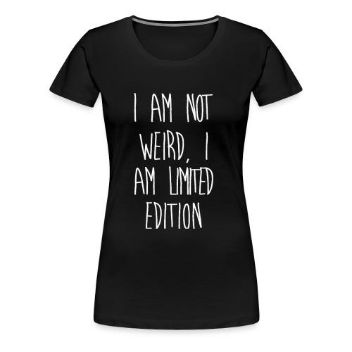 ALPHBT 001 - Women's Premium T-Shirt