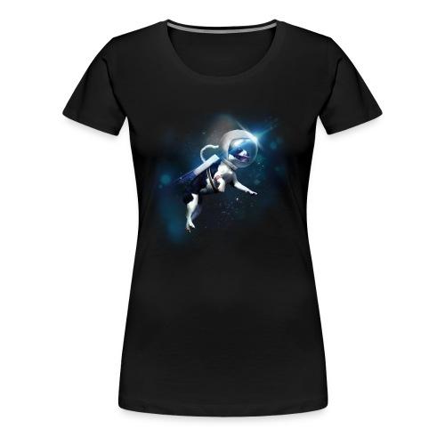 CosmoDog - Women's Premium T-Shirt