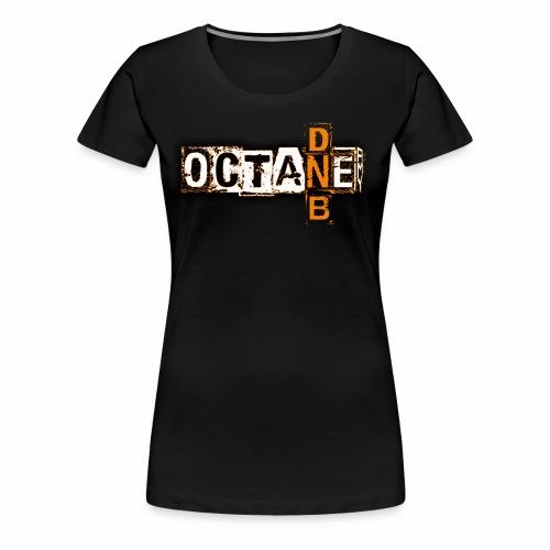 Octane DnB - Women's Premium T-Shirt