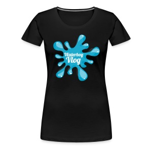 Waterboy Vlog Logo - Women's Premium T-Shirt