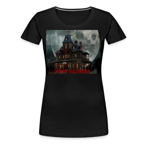 Happy Halloween! - Women's Premium T-Shirt