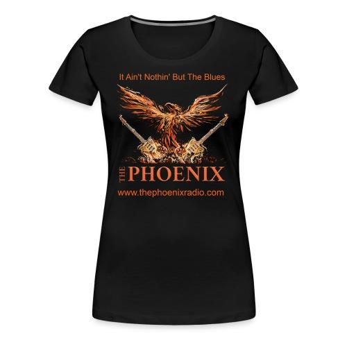 The Phoenix Radio - Women's Premium T-Shirt