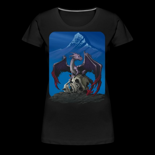 The Sentinel - Women's Premium T-Shirt