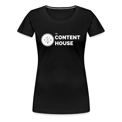 TCH Logo Standard - Women's Premium T-Shirt