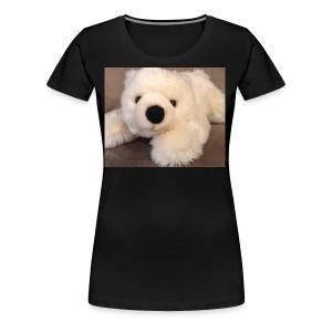 Polar bear - Women's Premium T-Shirt