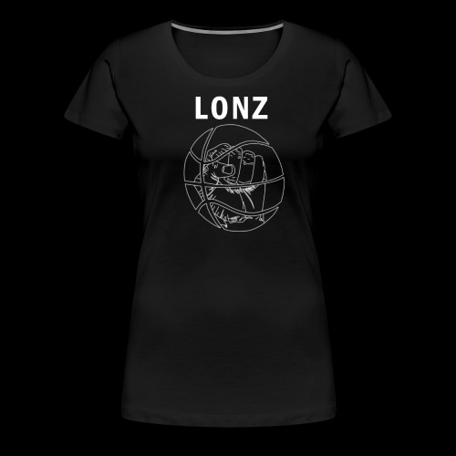 lonz logo 1 - Women's Premium T-Shirt