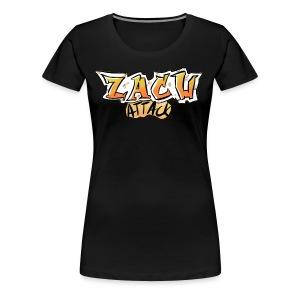 ZachAttack Classic (T-Shirt) - Women's Premium T-Shirt