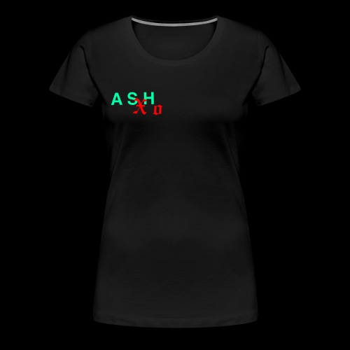 ASHXOLIMITED - Women's Premium T-Shirt