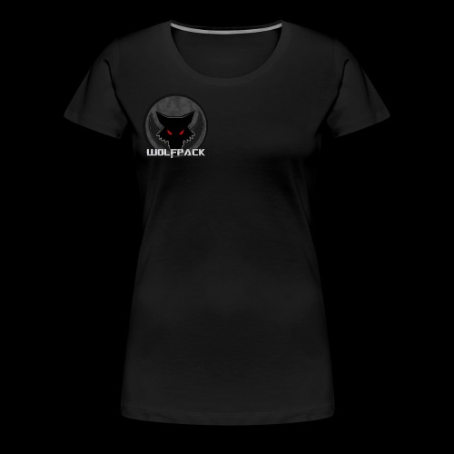 WolfPack Production - Women's Premium T-Shirt