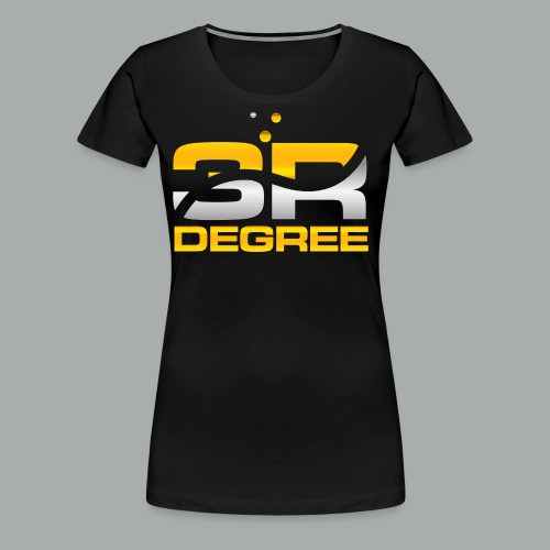 Team 3RD Logo - Women's Premium T-Shirt