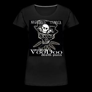 Nightmare Sonata logo - Women's Premium T-Shirt