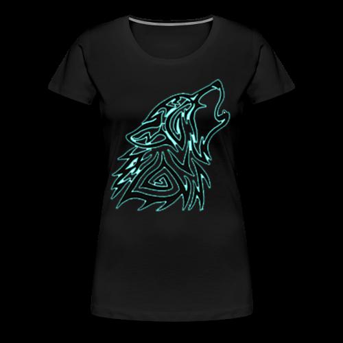 HOWL - Women's Premium T-Shirt
