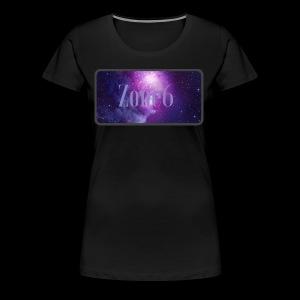Zone 6 - Women's Premium T-Shirt