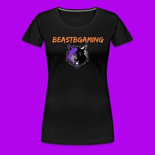 NEW BEAST HALLOWEEN LOGO! - Women's Premium T-Shirt