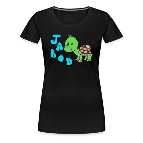 JarodTheTurtle - Women's Premium T-Shirt