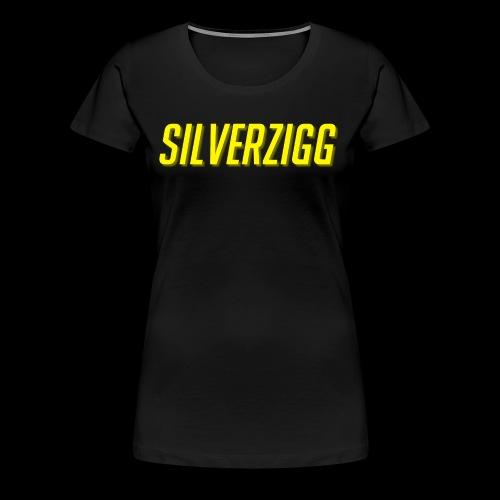 SIlverZigg - Women's Premium T-Shirt