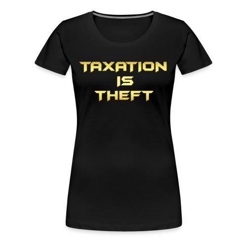 Golden Bills - Women's Premium T-Shirt