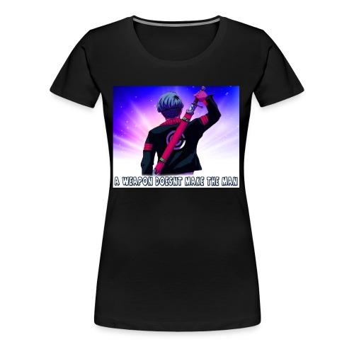Dragon Ball Z Trunks T-Shirt - Women's Premium T-Shirt
