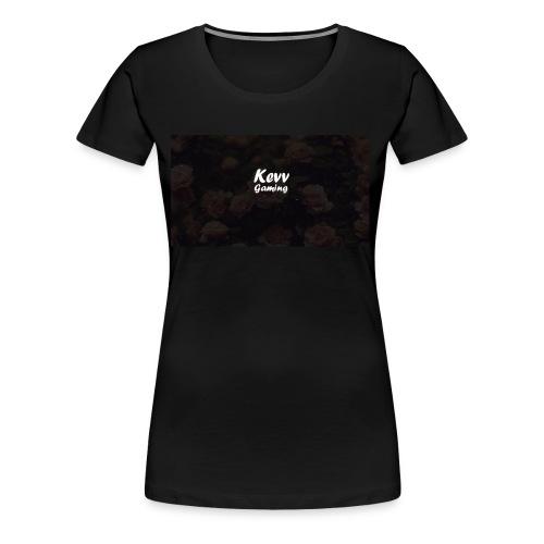 Kevv gaming Hipster Logo - Women's Premium T-Shirt