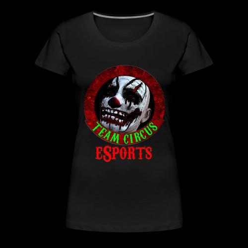 Team Circus eSports Logo - Women's Premium T-Shirt