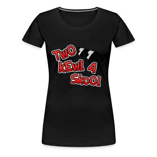 FotorCreated-bell - Women's Premium T-Shirt