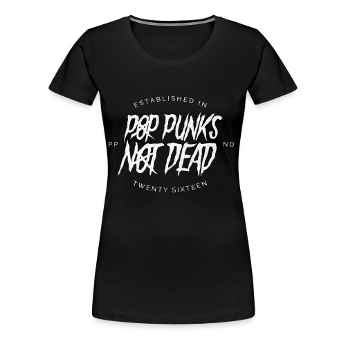 PPND College Jacket - Women's Premium T-Shirt