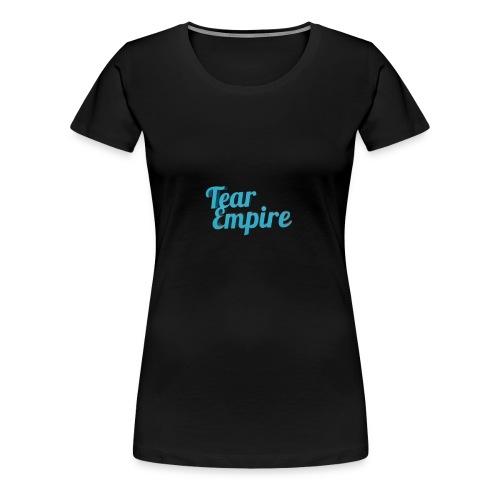 Tear empire logo - Women's Premium T-Shirt