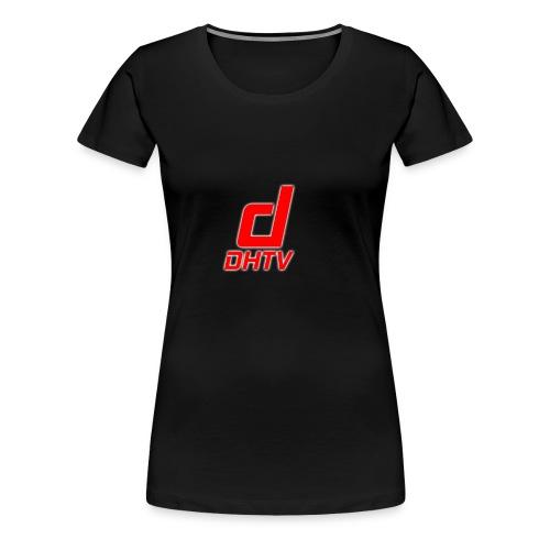 DHTV_Logo_New - Women's Premium T-Shirt