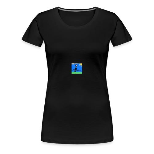 Epic Small Drawing - Women's Premium T-Shirt