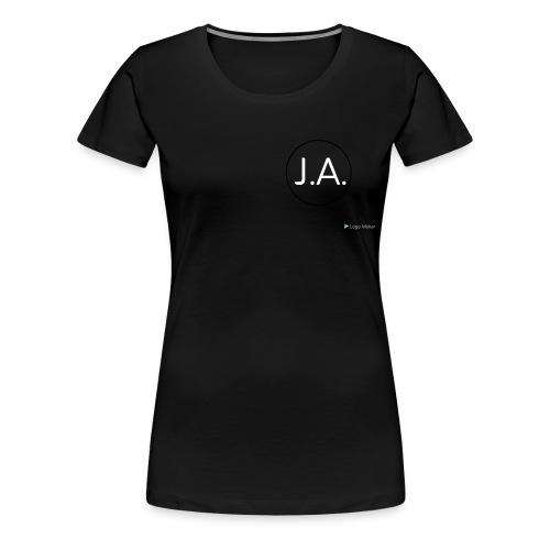 J.A. merch 2.0 - Women's Premium T-Shirt