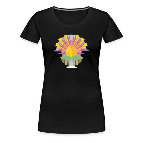 Daybreak - Odesza - Women's Premium T-Shirt