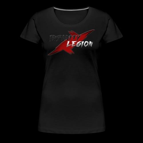 Insanity Legion Logo - Women's Premium T-Shirt