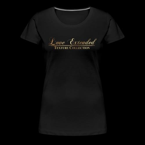Love Extended - Women's Premium T-Shirt