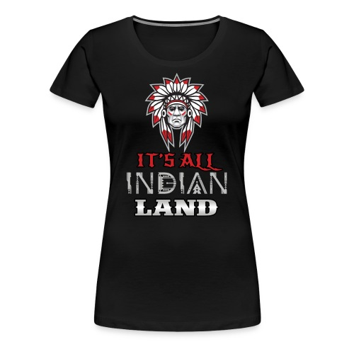 Native American - Women's Premium T-Shirt