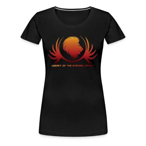 Legacy of the Eternal Order Merchandise Logo - Women's Premium T-Shirt