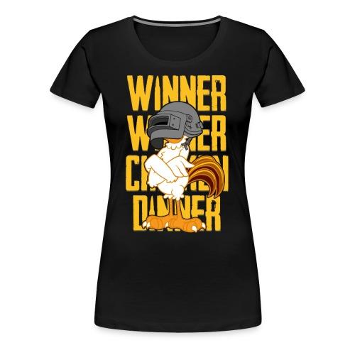 Winner Winner Ammo Chicken - Women's Premium T-Shirt