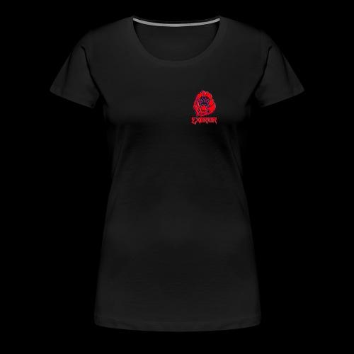 Exorior Lion - Women's Premium T-Shirt
