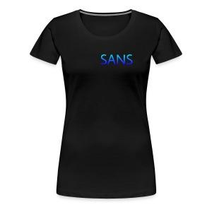 sans logo - Women's Premium T-Shirt