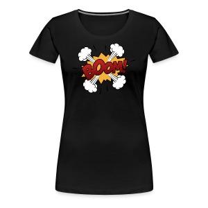 boom - Women's Premium T-Shirt