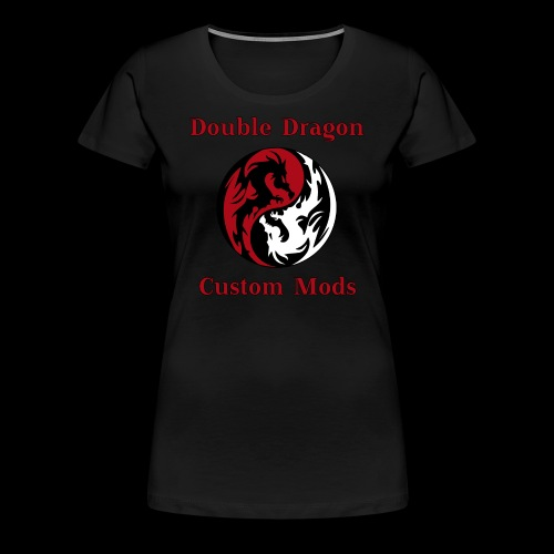 Double Dragon Custom Mods - Women's Premium T-Shirt