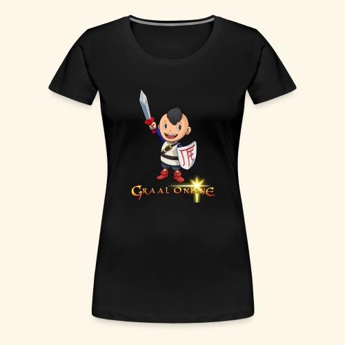 Graalonline Noob - Women's Premium T-Shirt