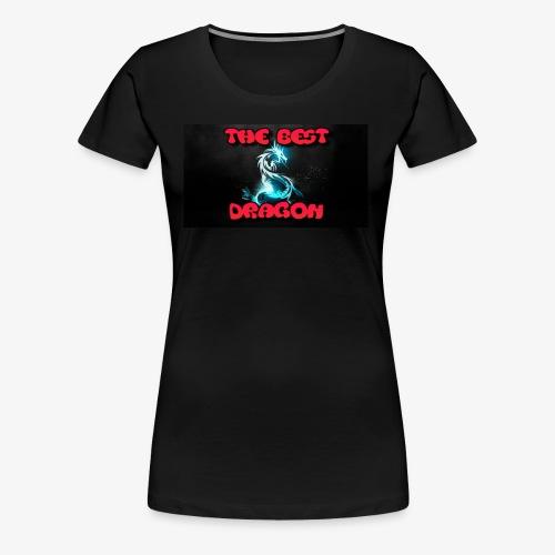 The best dragon - Women's Premium T-Shirt