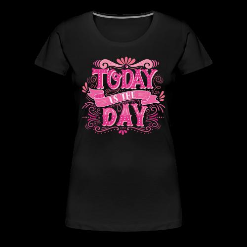 Shirt2 blog - Women's Premium T-Shirt